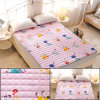 Printed Home Use Polyester Quilted Mattress Protector