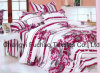 Great 100% Cotton Printed Bedding Set for Twin Size