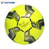 New Design Custom Logo Glossy Futsal Soccer Ball