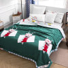 Summer Printed Cotton Quilt / Blanket / Bedding Set