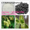 Natural L-5-Htp Extract L-5-Hydroxytryptophan CAS: 4350-09-8 Antidepressant and Improves Sleep