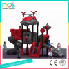 Hot Sale Outdoor Plastic Slide Playground Equipment (HS02601)