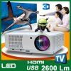 Yi804 LED Smart Projector Android WiFi 2500 Lumens Beamer Portable HD LED WiFi Home Theater Cinema Projector