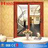 European Style Aluminium Frame Glass Sliding Door