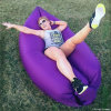 Comfortable Durable Chair Air Bed Self Inflatable Banana Lounge Sofa