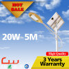 5m Pole 20W Epistar Outdoor Street Light Lamp