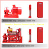 Diesel Engine Drive Vertical/Horizontal Single/Multi Stage Long Shaft Deep Well Diesel Fire Pump Set