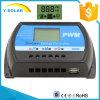 30A 12V/24V Solar Battery PV Charge Controller Solar Regulator Rtd-30A