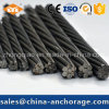 Standard Type 7 Wires PC Strand for Railway and Highway