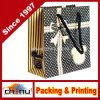 Different Colors Gift Paper Bag with Die Cut Handle (3223)