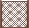 Durable Wood Plastic Composite Fence (YAW-058)