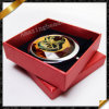 Flower Pattern Crystal Glass Mirrors Jewelry with Box (MW009)