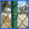 (China Factory) PVC Chain Link Fence