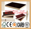 9-18mm Film Faced Shuttering Plywood/Film Faced Shuttering Ply for Construction