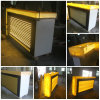 Luxury Nightclub Bar Table, LED Bar Counter Top