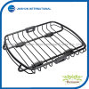Black Luggage Carrier Cargo Basket for SUV