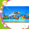 Fiberglass Water Slide Combination for Tourist Resort