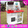 New Design Children Pretend Play Wooden Toy Kitchen for Boys W10c294