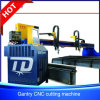Casting Plate Beam Gantry CNC Plasma Cutting Machine Kr-Pl