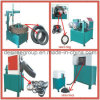 Low Cost High Efficiency Used Tyre Recycling Machine