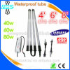 Waterproof 40W to 80W LED Tube Light with Meanwell Driver