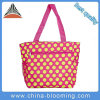 Leisure Folding Womens Tote DOT Print Recyclable Shopping Bag