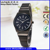 Factory Casual Alloy OEM/ODM Quartz Woman Wrist Watch (Wy-104C)