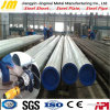 ERW Black Painted Steel Pipe ASTM A53 Building Construction Material