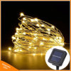 Solar String Lamp Fairy Light Christmas Lights 10m 100 LED Copper Wire Xmas Wedding Party Decor Lamp Garland