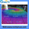 High Quality Aluminum LED Stage Dance Floor with Acrylic Flatform