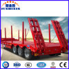 13m 3 Axle Low Bed Tailer or Lowboy Truck Trailer