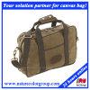Mens Simple Casual Canvas Messenger Shoulder Work Bag