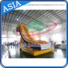 Yellow Color Inflatable Yacht Slide, Inflatable Floating Water Slide for Boat, Water Slide Boat