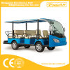 72V 11 Seater Electric Sightseeing Car for Sale