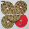 Wd-14 Hexagonal Resin Metal Diamond Pad