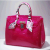 Guangzhou Suppliers Fashionable Designer Jelly Handbag Ladies Women Handbag (J-1010)