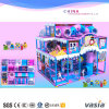 Candy Theme Kids Indoor Playground for Hot Selling Set Item