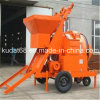 500L Diesel Concrete Mixer with Hoist Sliding Hopper Rdcm500