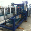 Tray Shrink PE Film Wrapping Machine for Juice Bottles (WD-550A)