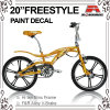 "20""New Print Color BMX Freestyle Bike (ABS-2047S)"
