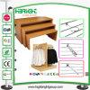 MDF Wooden Display Rack Stands for Slat Hooks