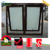 UPVC Plastic Awning Window with Double Glazing