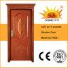 Exterior Solid Wood Compostie Carved Wooden Door (SC-W087)