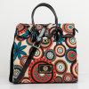 Hot Selling Designer Ladies Colorful Cotton Tote Bag/ Handbag (FW8)