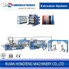 Hfsj80-100-700b Double-Layer Sheet Co-Extrusion Machine