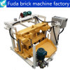 Qt40-3A Manual Brick Construction Machine Price