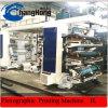 Double Winder Flexograhic Printing Machine 6 Colors