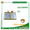 High Capacity 3100mAh 3.8V Phone Battery for Sony Z3 L55t L55u D6653 D6633