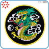 Factory Supply Custom Dragon Embroidered Badges