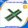 Low Density 512MB*8 4GB 1600MHz DDR3 RAM